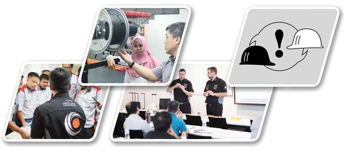 Training - Service - Conductix-Wampfler