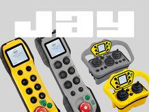 Rádio Controles Remotos Jay