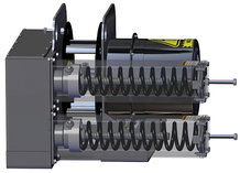 Model of the RhinoReel™ Mill Duty Spring Reel